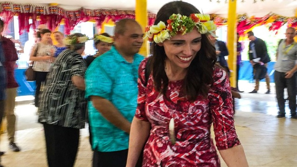 NZ Stands With The Pacific: Ardern