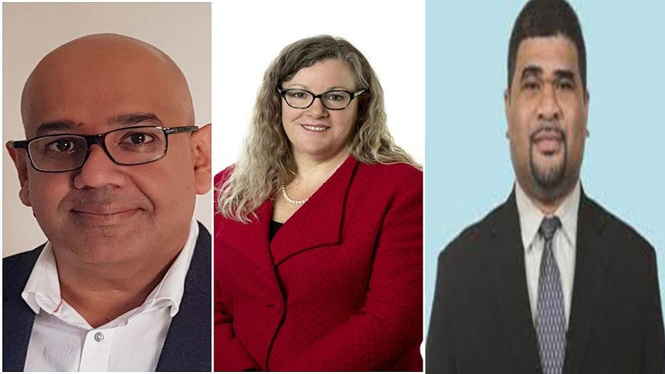 3 Permanent Secretaries Appointed