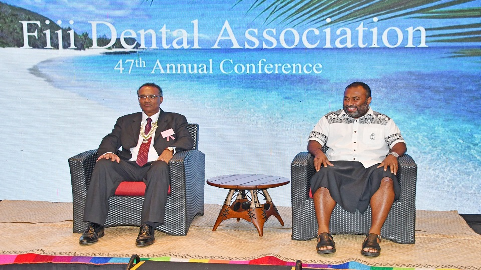 Fiji Leads Dental Programs Interventions: Dr Waqainabete