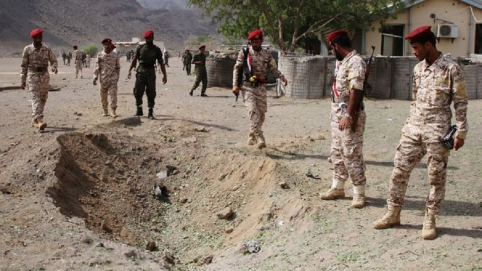 Houthi Missile Attack On Military Parade Kills 32