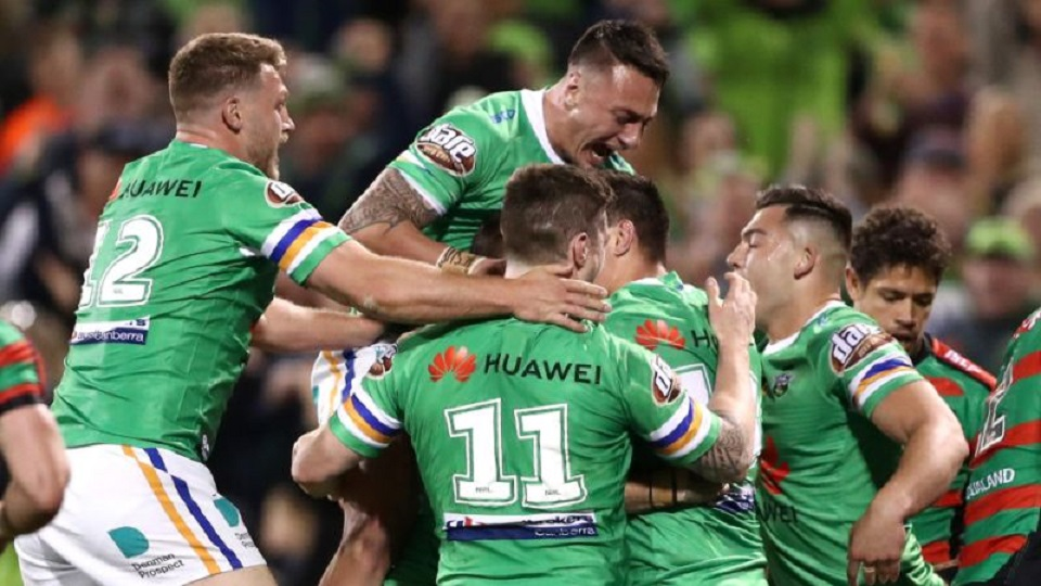 Raiders Into Grand Final After 25 Years