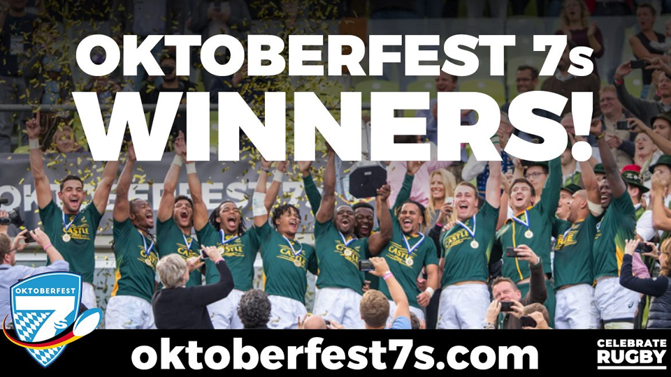 South Africa Coach Bags Positives From Oktoberfest 7s