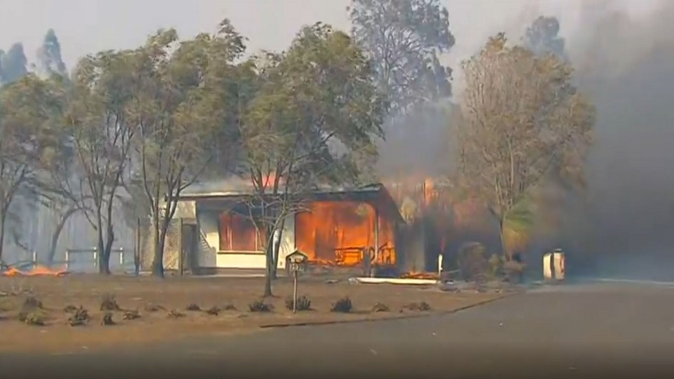 Police Investigate Northern NSW Blaze That Destroyed At