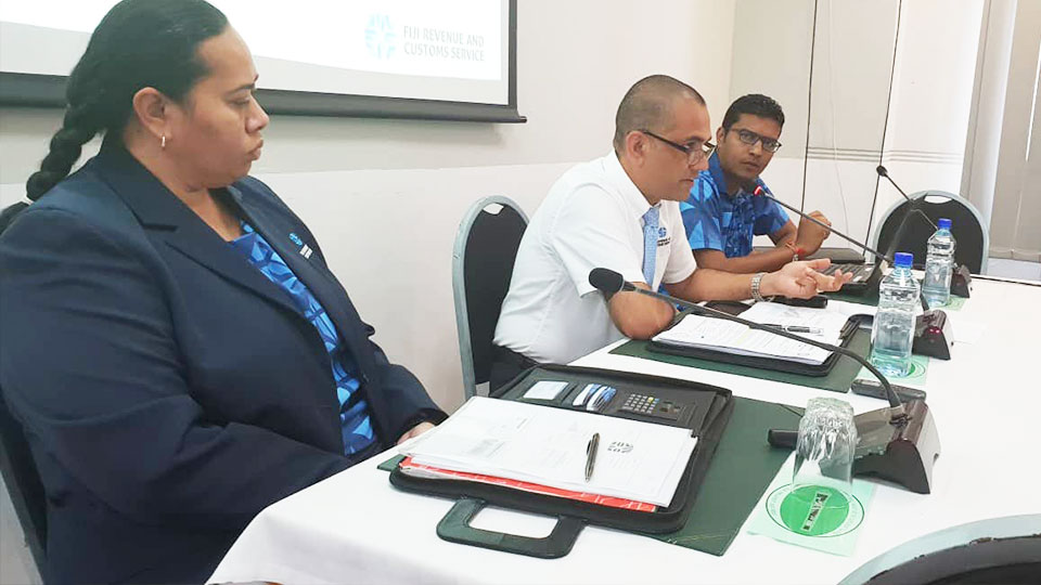 Fiji Taxes In-line With Global Trends: Das