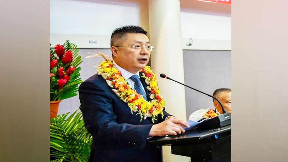 Fijians Urged To Capitalize On The Chinese Government