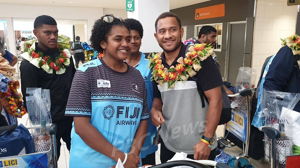 Flying Fijians Debutants Praised