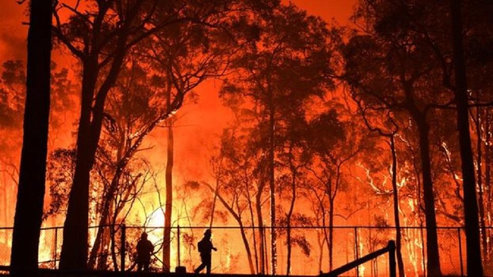 'Catastrophic' Alerts In South Australia And Victoria
