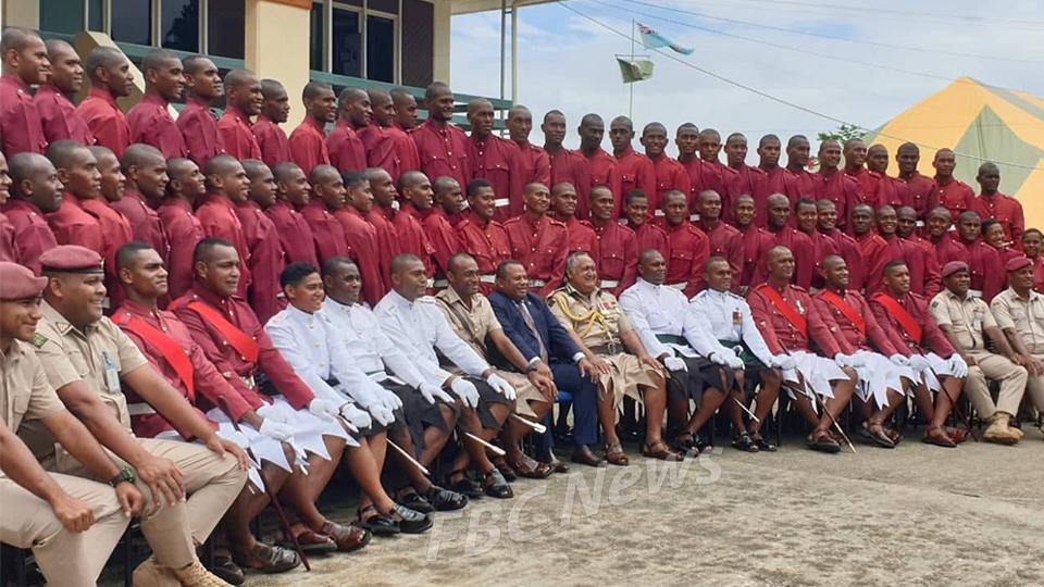 More Women Join Fiji Correctional Service