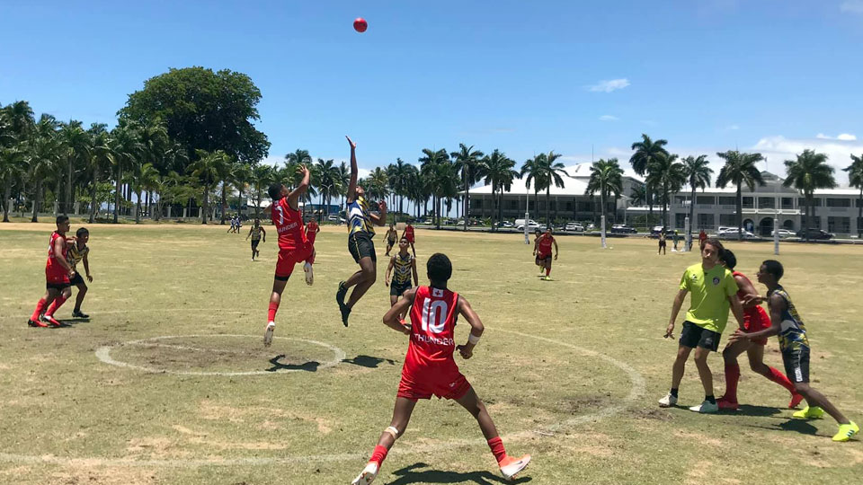 AFL Continues To Grow In Fiji And The Pacific
