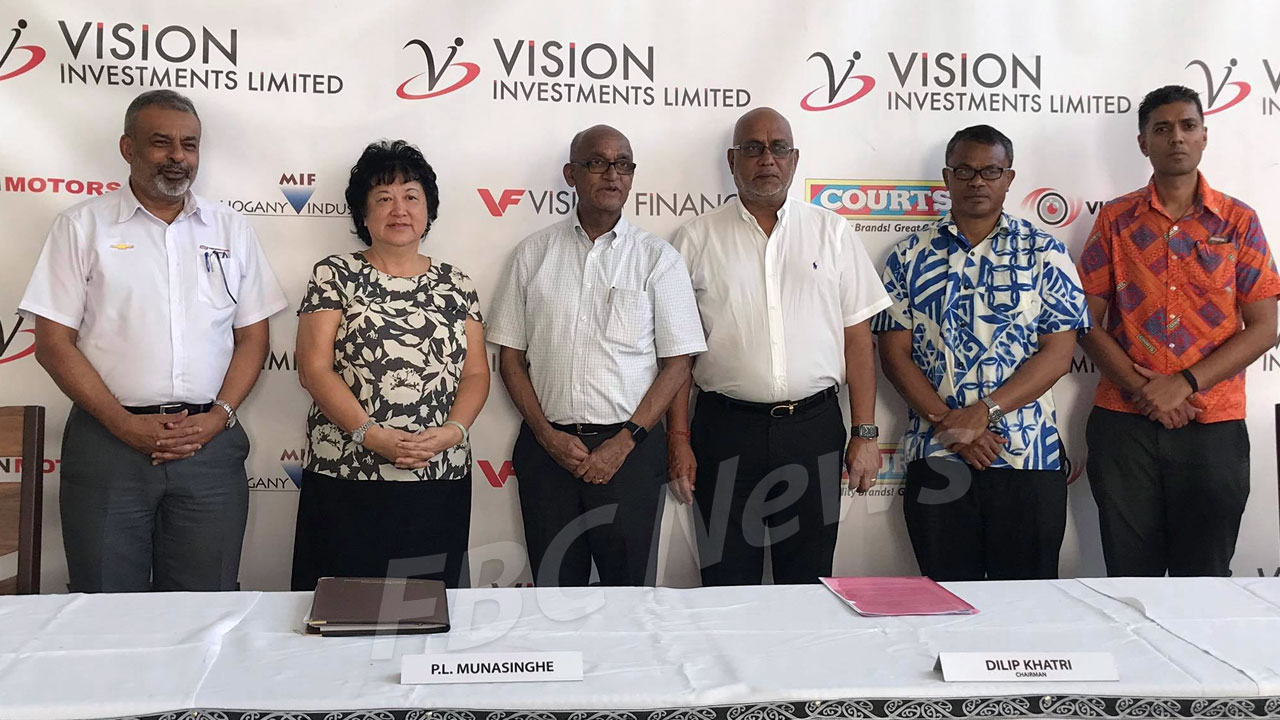 Vision investments limited minimum capital investment in indonesia