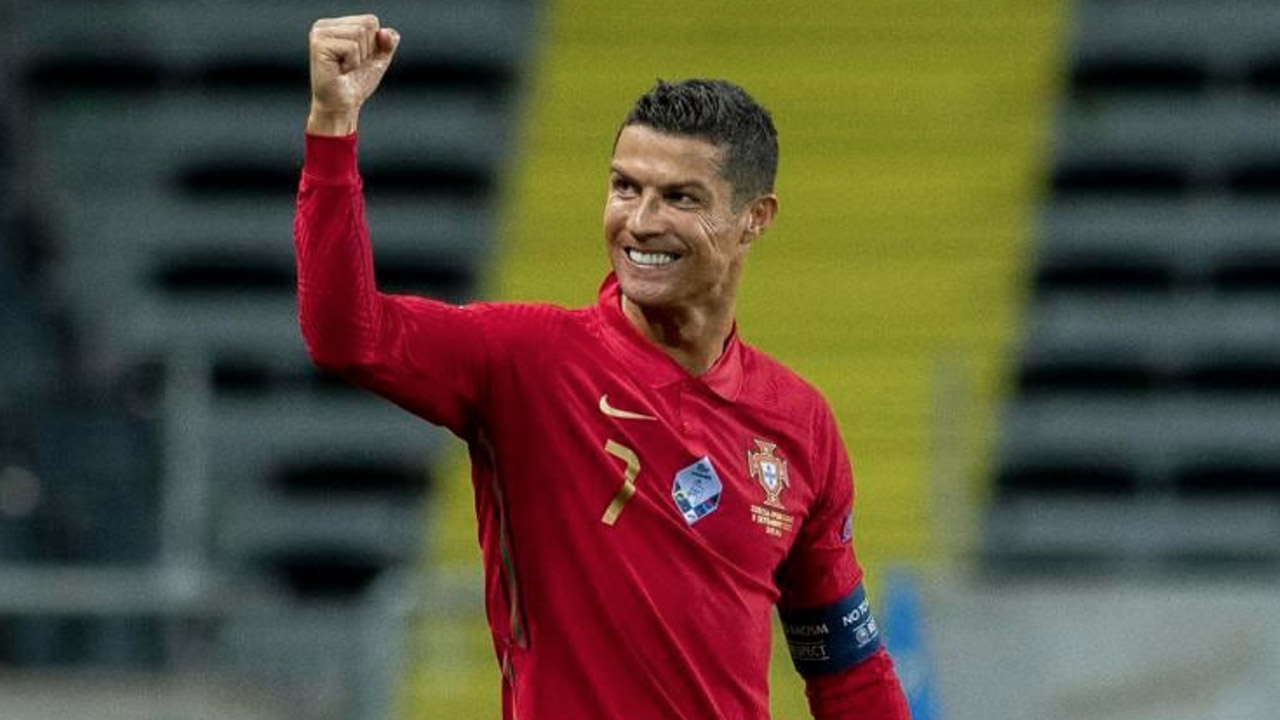 Ronaldo Passes 100 Goals As Portugal Beats Sweden Fbc News