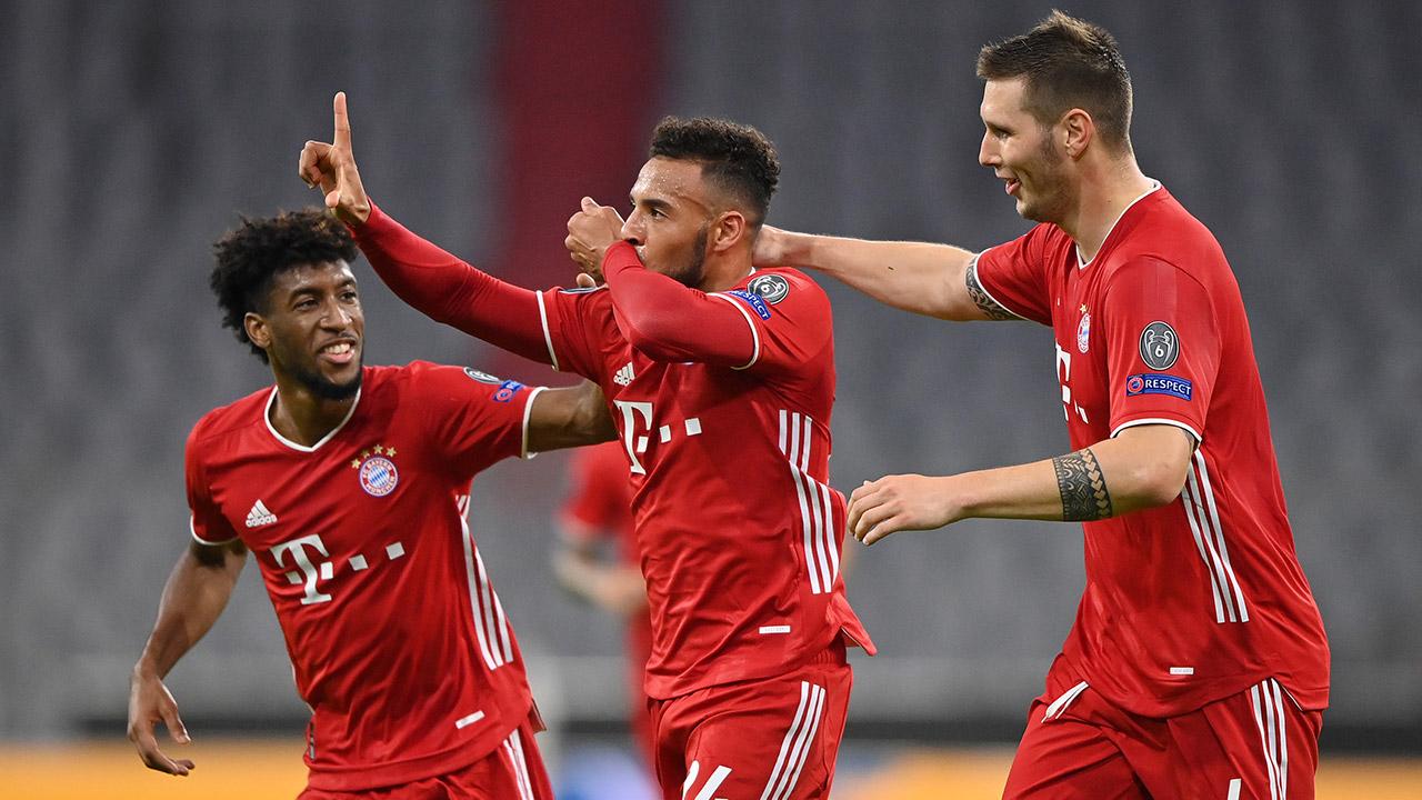 Bayern Munich, Man City, Liverpool win in Champions League ...