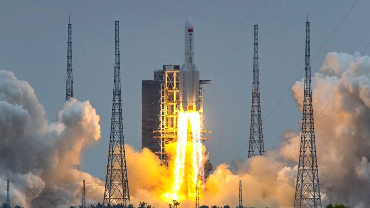 chinese rocket - photo #4